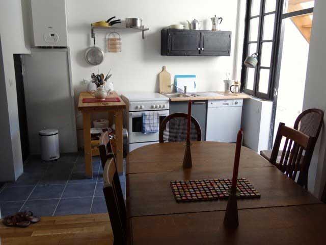 La Maison des Cordonniers - cuisine 2
